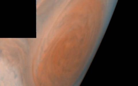 Manchas de Júpiter